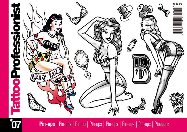 Tattoo Professionist 7 - Pin-up