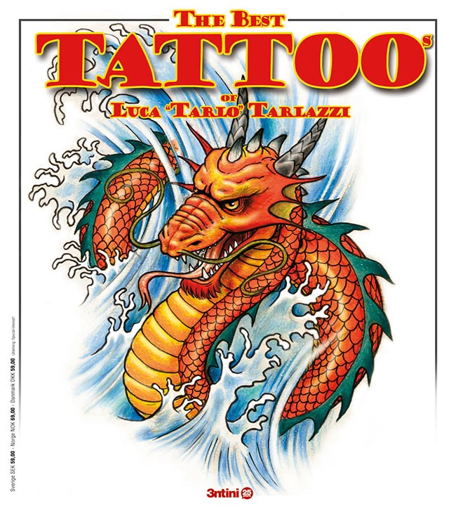 The Best Tattoos Of Luca Tarlazzi
