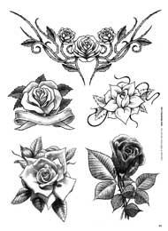 Fiori tattoo for Disegni fiori per tatuaggi