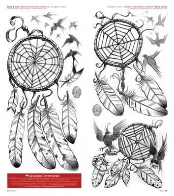 Idea tattoo 188 maggio 2014 for Acchiappasogni disegno