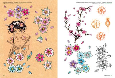 Tatto Giapponesi on Idea Tattoo Fiori Stile Giapponese Japanese Style Flowers Tattoo Jpg