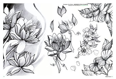 Tatuaggi (Disegni, Immagini e Foto) nella Rivista Idea Tattoo