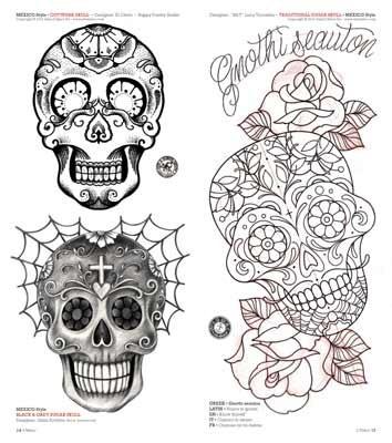 tatuaggi disegni immagini e foto nella rivista idea tattoo