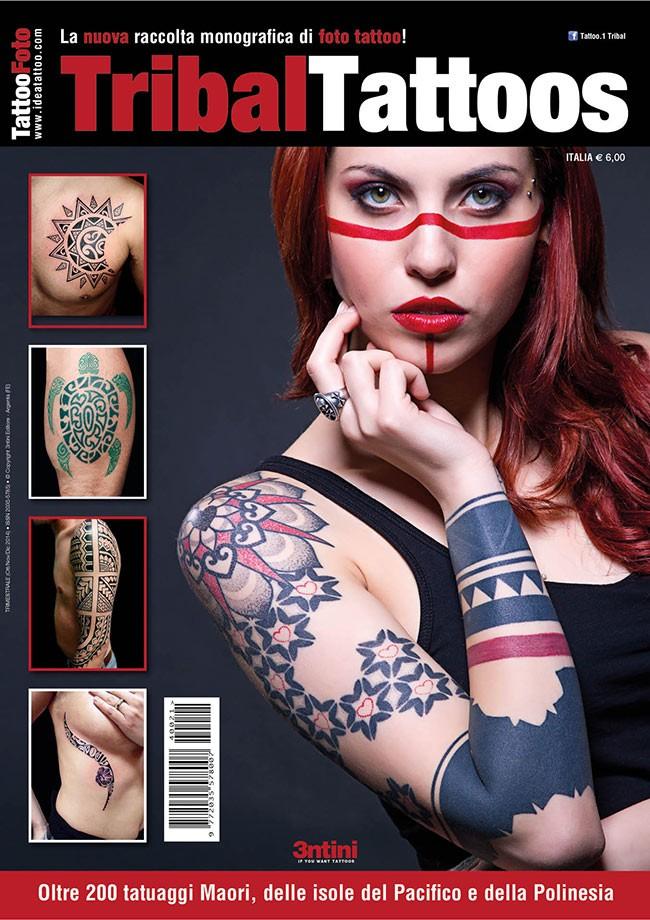 Tattoo Foto 21: Tribal Tattoos