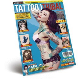 TATTOO.1 TRIBAL 69 SET/OTT 2012