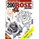 200 Rose Tattoo