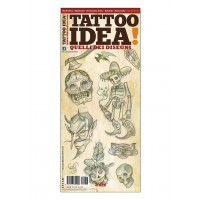 Idea Tattoo 213  Nov/Dic 2016