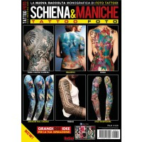 Tattoo Foto 11: Schiena & Maniche