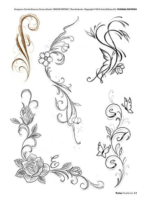 500 tattoo femminili