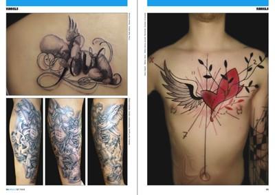 tattoo photo 6 engel tattoos. Black Bedroom Furniture Sets. Home Design Ideas