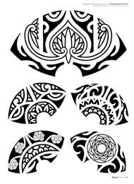 Maori Tattoo