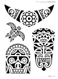 Maori Tatto Designs on Maori Tattoo