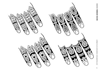 tattoo professionist 14 mehndi stil. Black Bedroom Furniture Sets. Home Design Ideas