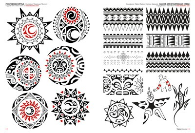 books tattoo samoan tribal Flash all issues at Drawings Look the Tattoo