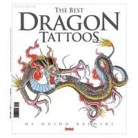 The Best Dragon Tattoos Of Guido Baldini