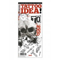 Idea Tattoo 210 Juli 2016