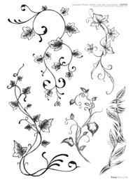 Tatouage Rosier Et Fleurs De Cerisier Photos Modeles Tatouages