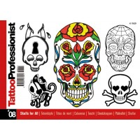 Tattoo Professionist 8 - Calaveras
