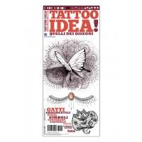 Idea Tattoo 212 Septiembre/Octubre 2016
