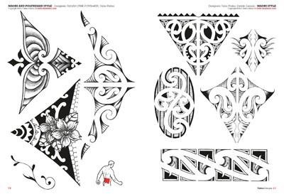 tribal maor y polinesios