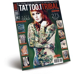 Tattoo.1 Tribal 66 Mar/avr 2012
