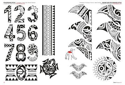 Maori Tattoos Numbers