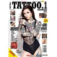 Tattoo.1 Tribal 77 Jan/Fév 2014