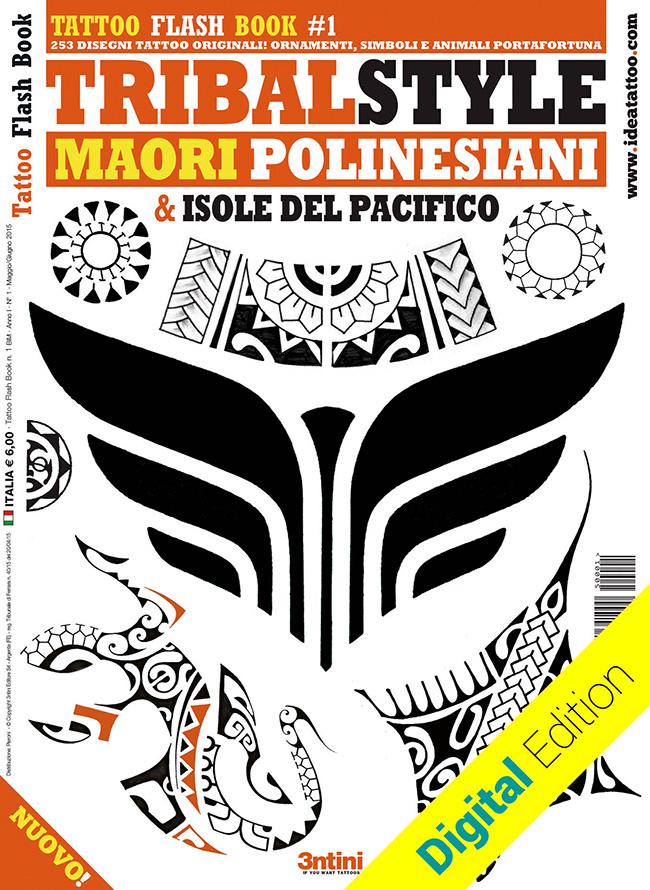 Tattoo Flash Maori
