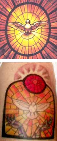 tattoo religioso Tatuaggio religioso e Santuario di Loreto