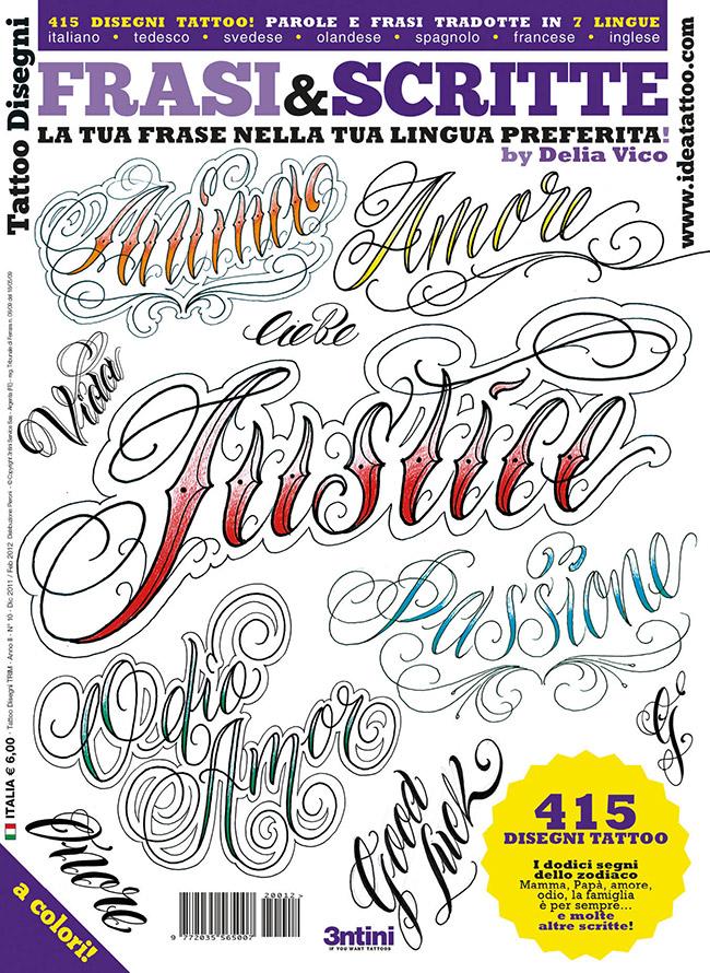 cover frasi scritte Disegni Tattoo   Scritte