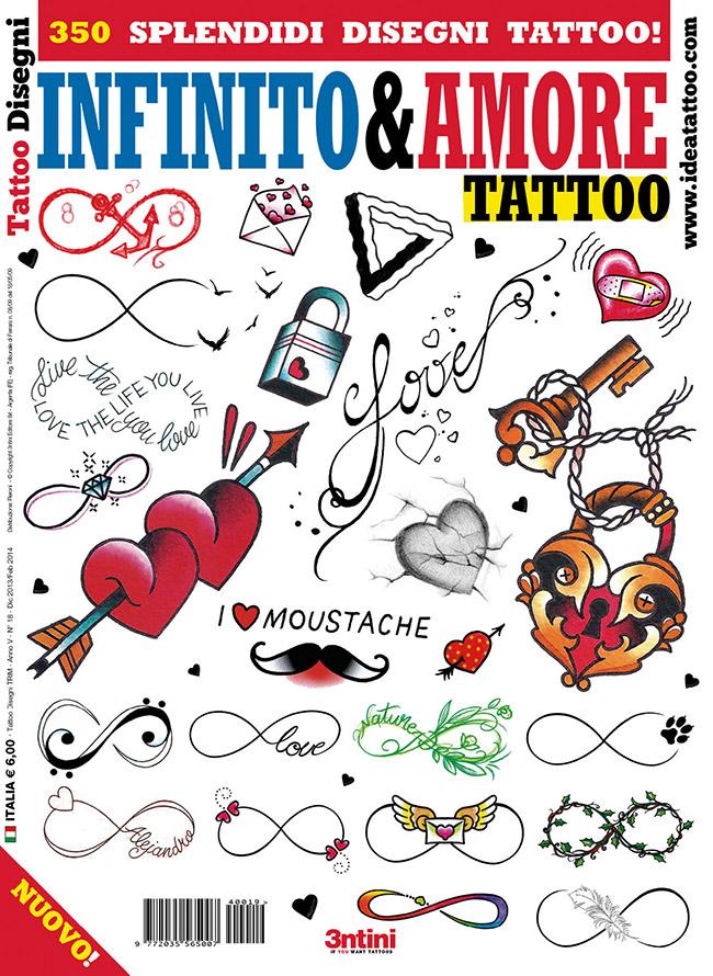 cover infinito amore Disegni tattoo   Infinito