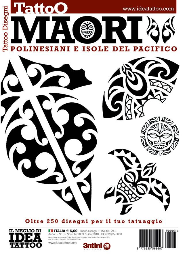 cover maori Disegni Tattoo   Polinesiani