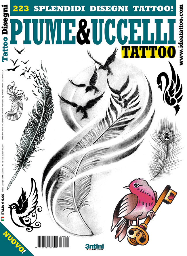 cover piume uccelli 1 Tattoo Desings   Swallow