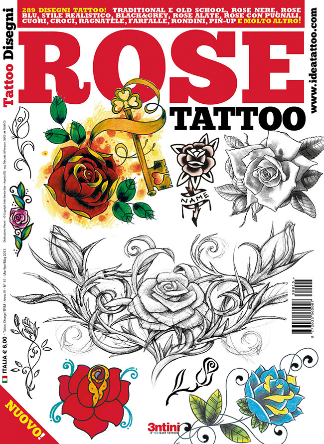 cover rose Disegni Tattoo   Rose