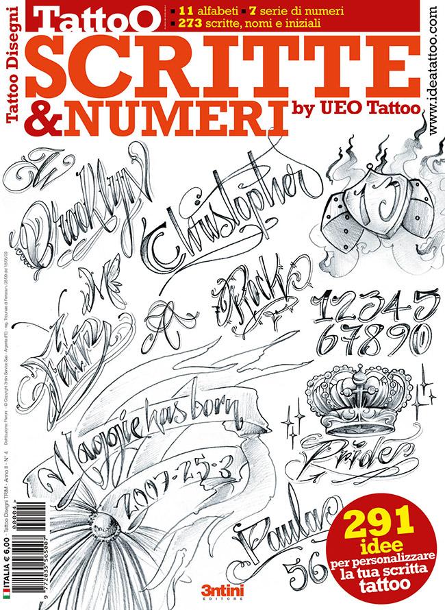 cover scritte numeri Disegni Tattoo   Scritte