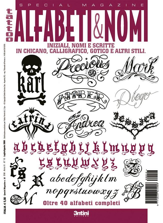 Alfabeti & Nomi