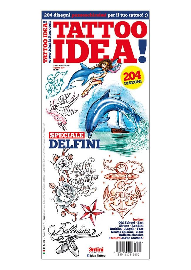 Idea Tattoo 161 Agosto 2011