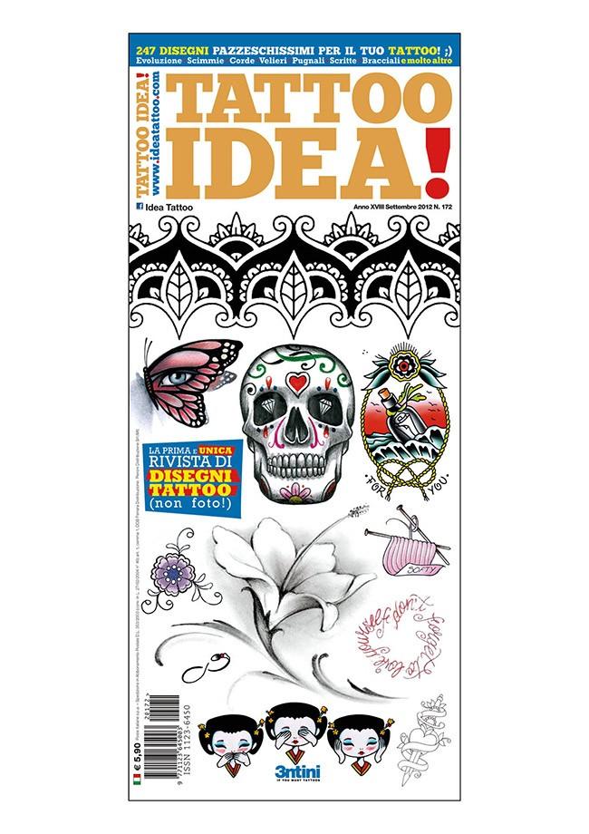 Idea Tattoo 172 Settembre 2012