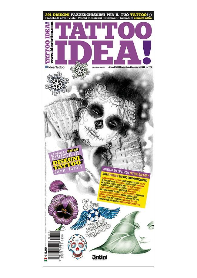 Idea Tattoo 174 Nov/dic 2012