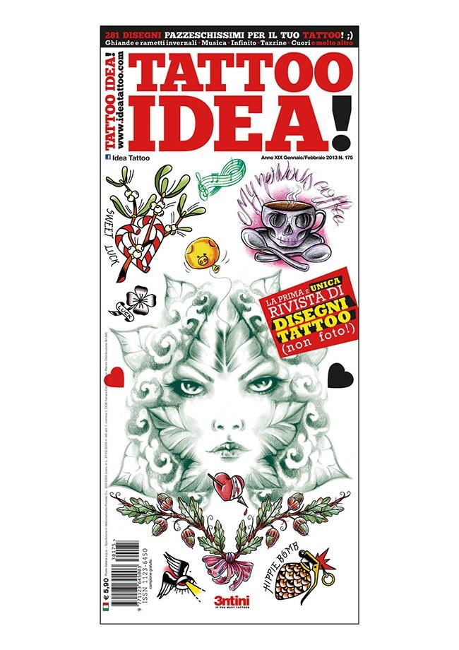 Idea Tattoo 175 Gen/Feb 2013