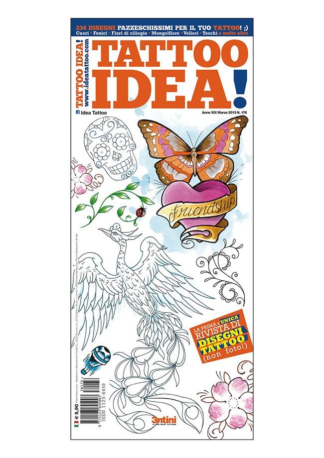 Idea Tattoo 176 Marzo 2013