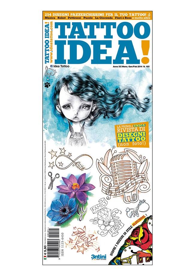 Idea Tattoo 185 Gen/feb 2014