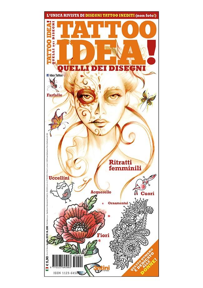 Idea Tattoo 200 Luglio 2015