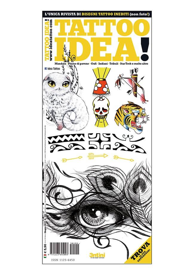 Idea Tattoo 199 Giugno 2015
