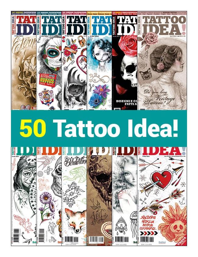 50 Tattoo Idea!