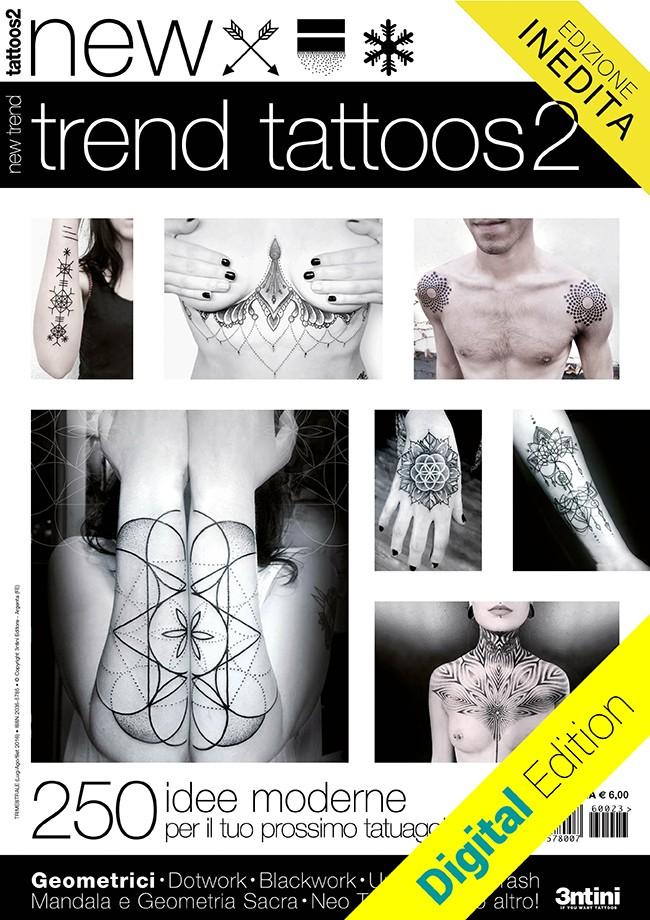 New Trend Tattoos 2