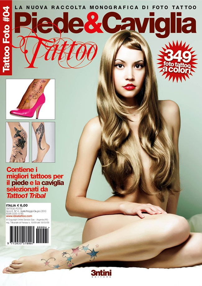 Tattoo Foto 4: Piede & Caviglia