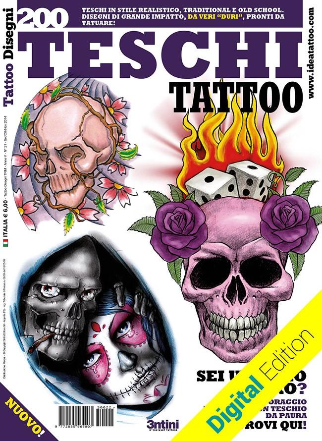 200 Teschi Tattoo