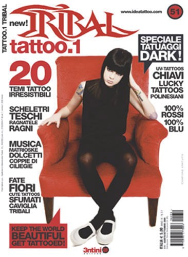 Tattoo.1 Tribal 51 Ago/sett 2009