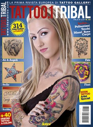 Tattoo.1 Tribal 54 Mar/apr 2010